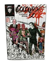 Alleycat Graphics Adult Horror Colouring Book #1