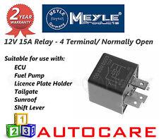 AUDI SEAT SKODA VW Meyle écus pompe à essence relais 12V 15A toit ouvrant 1008300003
