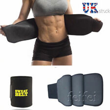 Waist Sweat Belt Trainer Wrap Trimmer Body Shaper Slim for Men&women Sport Gym
