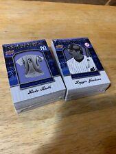 2008 Upper Deck Yankee Stadium Legacy Sealed 100 Card Set NEW