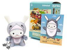 Flat Bonnie Shark - Kidrobot Designer Con Dunny Series DCON - Brand New