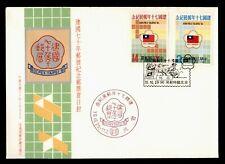 DR WHO 1981 TAIWAN CHINA ROCPEX TAIPEI FDC C199377