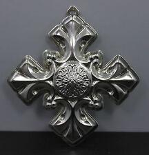 Reed & Barton 1976 Sterling Silver Christmas Cross