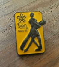 Calgary 1988 Ice Dancing Olympic Pin