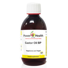 Power Health - Cold Pressed Caster Oil BP - 250ml