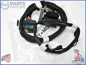 FOR VW SEAT SKODA BLUETOOTH + MDI MODULE WIRING HARNESS CABLE MFD3 RNS510 RCD510