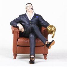 "Anime One Piece Sir Crocodile Creator x Creator Black Ver. 6"" PVC Figure No Box"