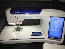 Brother Quattro 6700D (6750D)   Sewing and Embroidery Machine