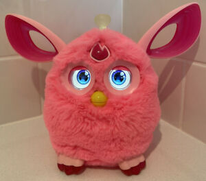 2016 Hasbro Furby Connect Friend/Pink+Mask+Working+Bluetooth