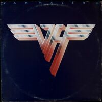 "Van Halen ""II - Two"" - 1979 ♫ Vinyl LP Record Album (NM-) Rock-n-Roll"