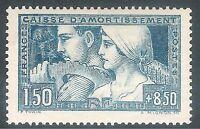 France 1928 Sinking Fund blue 1f.50c + 8f.50c mint SG463
