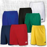 ADIDAS PARMA 11 CLIMALITE, MENS SPORTS FOOTBALL GYM SHORTS SIZE: XS S M L XL XXL