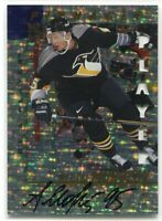 1997-98 Be A Player Autographs Prismatic Die Cut 212 Alexei Morozov Auto /100