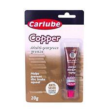 Carlube Copper Grease Multi Purpose 20gm XCG020