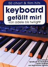 Keyboard Noten : Keyboard gefällt mir - 50 HITS von ADELE - TWILIGHT
