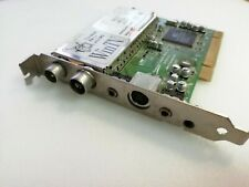 Hauppauge WinTV PAL-I 34515 REV E124 TV Tuner Radio PCI Card THE BEST TV YOUR PC