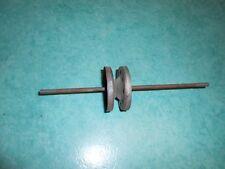 Chicane pot échappement Motobécane 235 mm diamètre: 60 mm neuve ancien stock