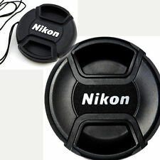 Snap-on Pinch 77mm Front Lens Cap for Nikon Nikkor 17-55mm f/2.8G 70-200mm f/2.8
