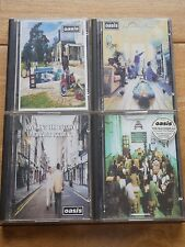 OASIS MINI DISC COLLECTION MORNING GLORY DEFINITELY MAYBE HERE NOW MASTER PLAN