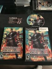 Nobunaga's Ambition: Iron Triangle (Sony PlayStation 2, 2009)-Complete