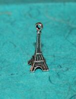 Pendant Eiffel Tower Charm Romance French Love Sightseeing Vacation Paris France