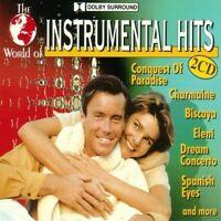 World of instrumental Hits Christa Behnke, Klaus Schultze, Ricci Ferra.. [2 CD]