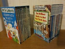 Horrible Geography Book Box Set And The Knoweledge Book Box set Collection