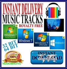 ROYALTY FREE MUSIC TRACKS, LOOPS, AUDIO CLIPS Immediate