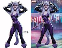 Black Cat #1 J Scott Campbell Variant 2 Comic Set Trade Dress/Virgin Cover B