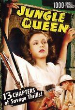 Jungle Queen [New DVD] Black & White, Full Frame