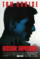240770 Mission Impossible Movie WALL PRINT POSTER DE