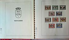 Vatikan im Lindner Falzlos-Album, Jahre 1960-90, postfrisch + vollständig