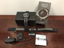 Garmin Fenix 3 Multi-Sport GPS Training Watch - HRM Run Bundle