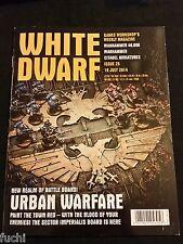 White Dwarf Weekly #25 19 July 2014 Urban Warfare  - Adeptus Astartes