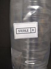 100 x 15 mm Sterile Plastic Petri Dishes/plate Sterile 2 packs of 20 (40 Total)