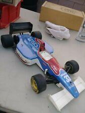 Tamiya F102 Sasol Jordan Yamaha complete car for Display or use.
