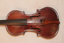 vintage 1931 Italian violin labeled Piretti 4/4