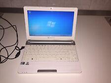 Netbook Packard Bell Dot SE3/W 100IT perfettamente funzionante