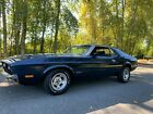 1971 Ford Mustang  1971 Ford mustang coupe