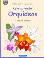Livro de Colorir: BROCKHAUSEN Livro de Colorir Vol. 1 - Relaxamento:...