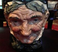 """Royal Doulton Toby """"Granny"""" D5521 6.25"""" Pre-Owned"""