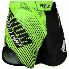 VENUM TRAINING CAMP 2.0 MMA FIGHT SHORTS - VARIOUS SIZES - BLACK