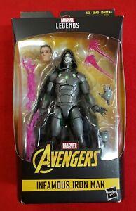 Hasbro Marvel Legends Series - Infamous Iron Man (Dr. Doom) - E5180