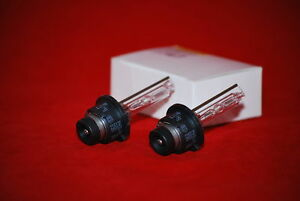 PHILIPS Xenon HID Bulbs D2s ACURA AUDI LEXUS Saab VOLVO is300 GS400 TL TSX RL 93