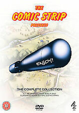 Comic Strip Presents - Complete Collection [DVD] - 9 dvd box set - still sealed