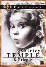 Shirley Temple and Friends (DVD, 2009, 4-Disc Set)