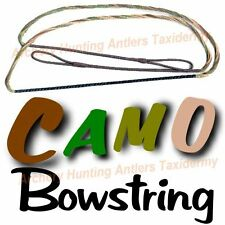 """55"""" Inch ACTUAL LENGTH B-50 CAMO RECURVE BOW STRING Archery 14 STRAND Bowstring"""