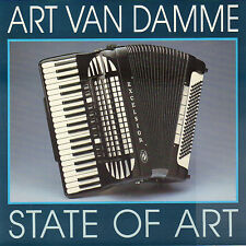 ART VAN DAMME - STATE OF ART (1989 JAZZ CD COMPILATION GERMANY)