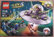 LEGO ALIEN CONQUEST UFO ABDUCTION 7052 (BRAND NEW & UNOPENED)