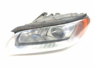 VOLVO S80 V70 X70 2007+ LEFT HEADLIGHT ASSY HEAD LAMP XENON 31214347